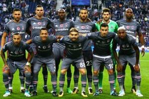 Beşiktaş, Devler Ligine 3 Puanla Başladı