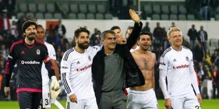 Beşiktaş:3 Eskişehirspor:1