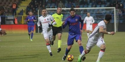 Beşiktaş Karabük'e Takıldı