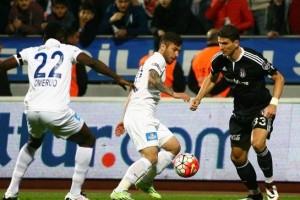 Beşiktaş'a Paşa Darbesi!