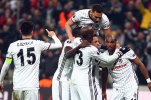 Beşiktaş Adını Çeyrek Finale Yazdırdı