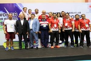 Avrupa Yıldız ve Genç Kızlar Boks Şampiyonası'nda Tarihi Başarı