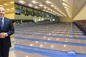 Türkiye'nin En Büyük Bowling Salonu Samsun'da Açılıyor