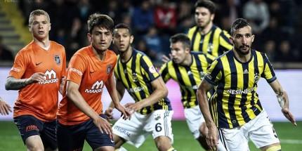 Medipol Başakşehir 2 Fenerbahçe 2