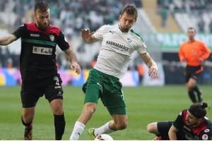 Kupada İlk Sürpriz Bursaspor'dan