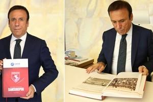 Canik, Samsunspor Tarihini Kitaplaştırdı