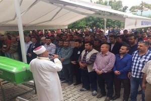 Mehmet Can Öztürk Son Yolculuğuna Uğurlandı