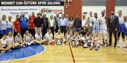 Canik Basket Sezona Hızlı Başladı 84-72