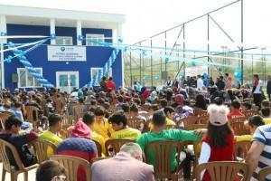 Canik'te Futbol Akademisi Açıldı