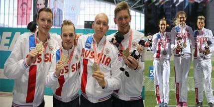 Deaflympics Samsun 2017'nin En Başarılısı Rusya