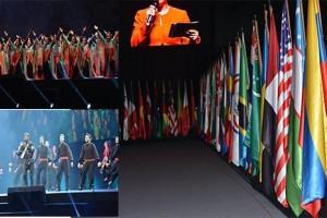 Deaflympics Samsun 2017, Muhteşem Kapanış Seremonisi İle Sona Erdi