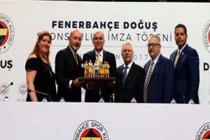 Fenerbahçe ile Doğuş Grubu Arasında Dev Sponsorluk Anlaşması