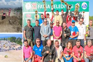 Fatsa Off-Road Kupası 1. Ayak Yarışları Nefes Kesti