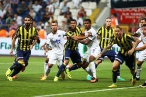 Fenerbahçe Galibiyet Hasretini Bitirdi