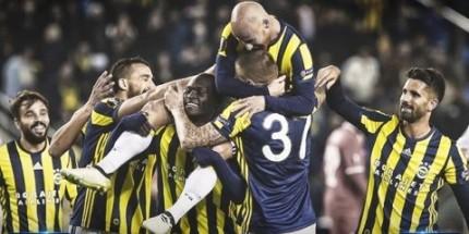 Fenerbahçe Avrupa Liginde de Yükselişte