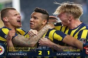 Fenerbahçe Kadıköy'de 3 Puanla Tanıştı