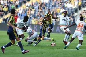 Fenerbahçe Şok Yaşatmaya Devam Etti