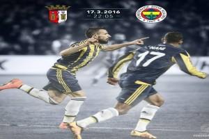 Fenerbahçe, Braga Karşısında Tur Peşinde