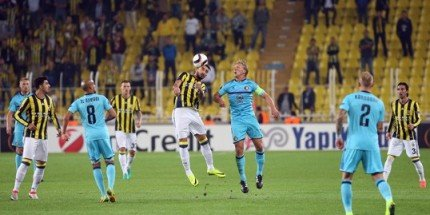 Fenerbahçe, Grubunda Liderliğe Yükseldi