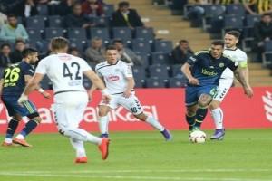 Ziraat Türkiye Kupası'nda İkinci Finalist Fenerbahçe