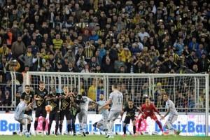Fenerbahçe 0 - Osmanlıspor 0
