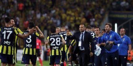 Fenerbahçe UEFA Avrupa Ligi'nde Play Off'ta