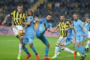 Fenerbahçe Son Dakika Golüyle 3 Puanı Aldı