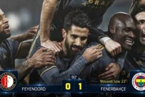 Fenerbahçe Seri Başı Olarak Avrupa'da Yoluna Devam Edecek