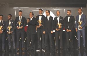 Futbolun Süperleri Ödül Töreni Yapıldı