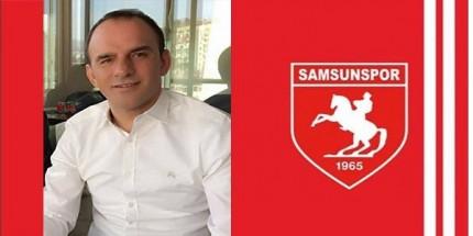 Galip Öztürk'ten Samsunspor'a Destek