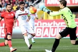 Gençlerbirliği 1 Galatasaray 1