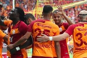 Galatasaray'ın Yükselişi Sürüyor