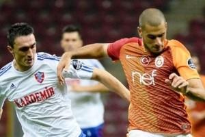 Galatasaray Son Dakikada Güldü