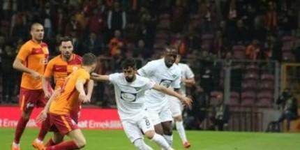 Kupada Sürpriz, Galatasaray Veda Etti
