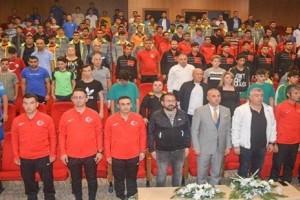Özel Sporcular Futbol Bölge Şampiyonası Samsun'da Başladı