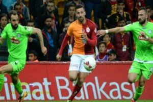 Kupada İlk Finalist Galatasaray
