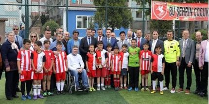 """""""Bu Şehrin Çocukları Samsunsporludur"""" Turnuvası Sona Erdi"""