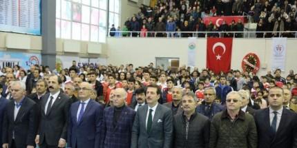 İlkadım'da 2016 Yılı Spor Yatırımları Ödülleri, Sahiplerini Buldu