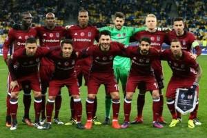 Beşiktaş Devler Ligine Veda Etti