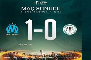 Atiker Konyaspor, Avrupa Ligine Puansız Başladı