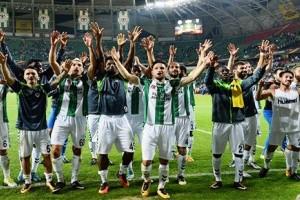 Atiker Konyaspor İlk Galibiyetini Aldı