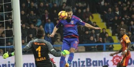 Galatasaray, Kardemir Karabükspor'a Takıldı