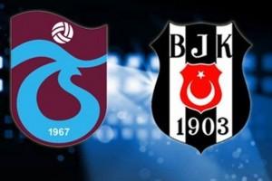 Süper Lig'de Haftanın Maçı, Trabzonspor- Beşiktaş