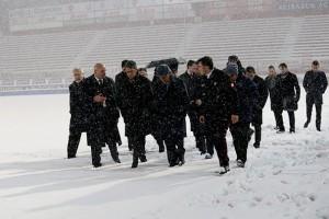 Trabzonspor Beşiktaş Maçı Ertelendi