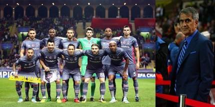 Beşiktaş Tarih Yazıyor