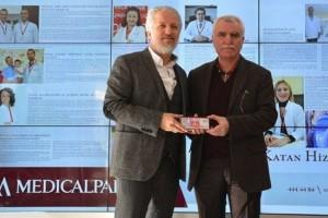 VM Medical Park Samsun Hastanesi'nden Samsunspor'a Destek