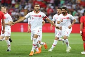 Milli Takımımız Hazırlık Maçında Tunus İle Oynadı