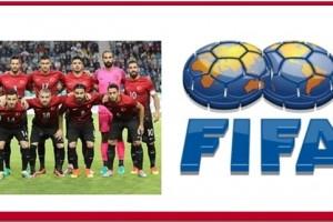FIFA Dünya Sıralaması Açıklandı, İşte Türkiye'nin Sırası