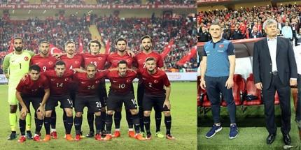 Türkiye 2 - Arnavutluk 3