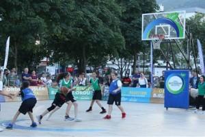3X3 Sokak Basketbol Turnuvası Sona Erdi